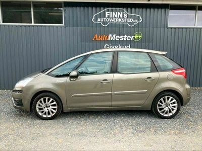 brugt Citroën C4 Picasso HDi 138 VTR E6G