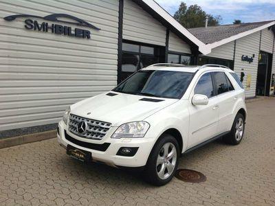 brugt Mercedes ML350 3,5 aut. 4-M Van