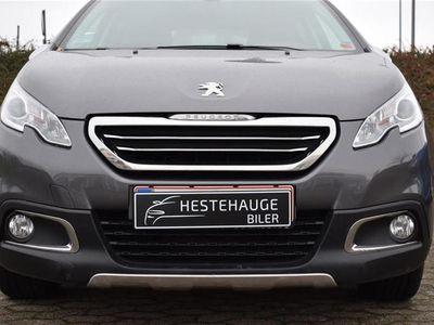 usata Peugeot 2008 1,2 e-Vti Allure ESG 82HK 6g Aut.