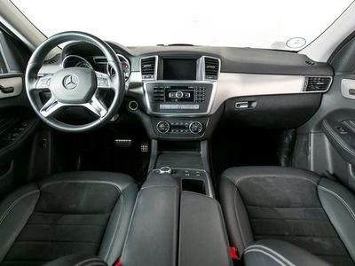 brugt Mercedes ML350 3,0 BlueTEC aut. 4-M