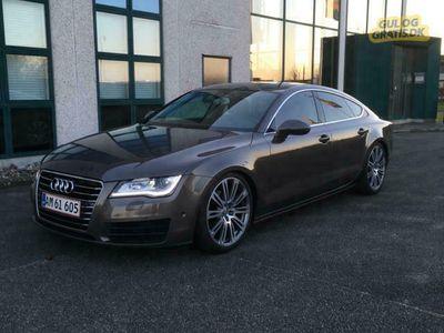 brugt Audi A7 - 3.0 TDI - VELHOLDT