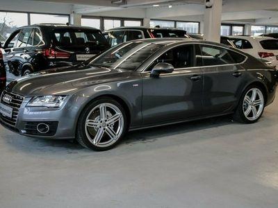 brugt Audi A7 Sportback 3,0 TDi 245 quattro S-tr.