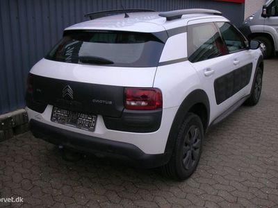 brugt Citroën C4 Cactus 1,6 Blue HDi Shine Edition 100HK 5d