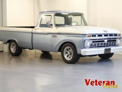 brugt Ford F100 Longbed