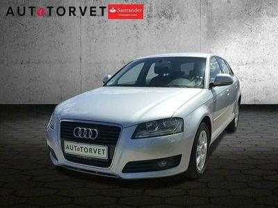 brugt Audi A3 Sportback 1,4 TFSi Ambiente S-tr.