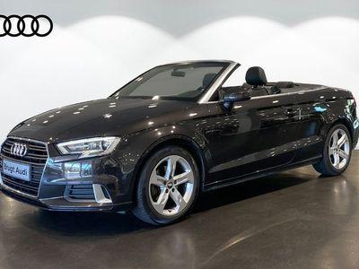 brugt Audi A3 Cabriolet 1,4 TFSi 150 Sport