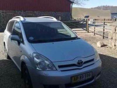 brugt Toyota Corolla Verso 2,2 Van0