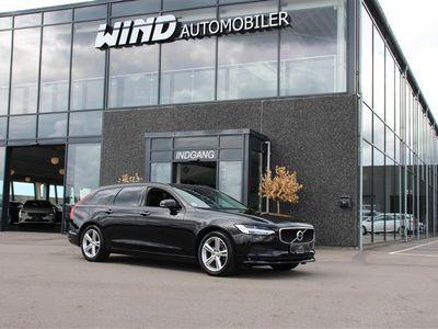brugt Volvo V90 2,0 D4 Kinetic 190HK Stc 8g Aut.