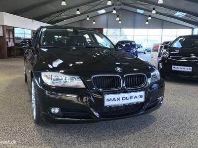brugt BMW 318 d Touring 2,0 D 143HK Stc 6g