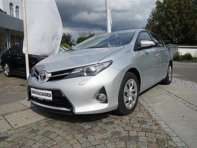 brugt Toyota Auris 1,6 Valvematic T2 132HK 5d 6g