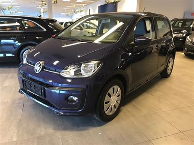 used VW up! 1,0 MPI BMT Move 60HK 5d