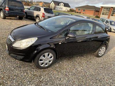 brugt Opel Corsa 1,2 Twinport Sport 80HK 3d