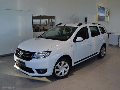 brugt Dacia Logan 0,9 Tce Lauréate 90HK
