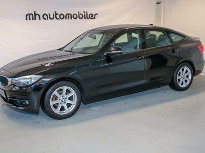 käytetty BMW 320 Gran Turismo d 2,0 aut.