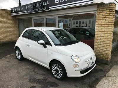 gebraucht Fiat 500 1,2 Popstar