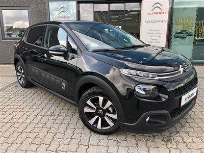 brugt Citroën C3 1,2 PureTech Skyline start/stop 82HK 5d