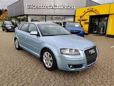 brugt Audi A3 Sportback 1,6 Ambiente 102HK Stc