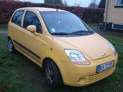 brugt Chevrolet Matiz 1,0