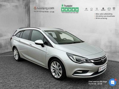 brugt Opel Astra Sports Tourer 1,6 CDTI Dynamic 110HK Stc