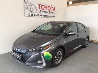 używany Toyota Prius 1,8 Plug-in H3 122HK 5d Aut.