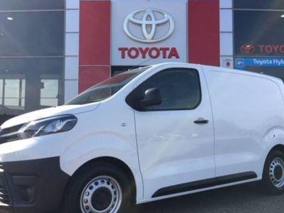 gebraucht Toyota Proace Compact 1,6 D Base bagdør u/ruder 95HK Van