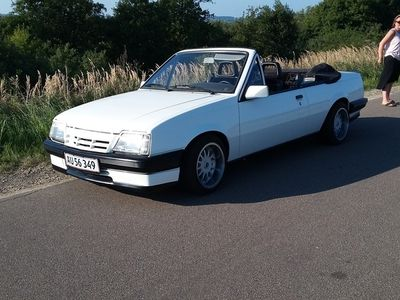 brugt Opel Ascona cabriolet