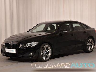 brugt BMW 420 Gran Coupé i 2,0 184HK 4d 6g