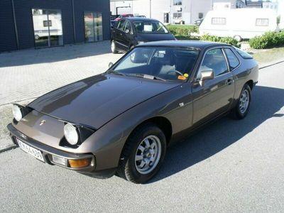 brugt Porsche 924 2,0 aut