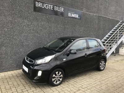 brugt Kia Picanto 0 MPI Style Plus Limited 66HK 5d A+
