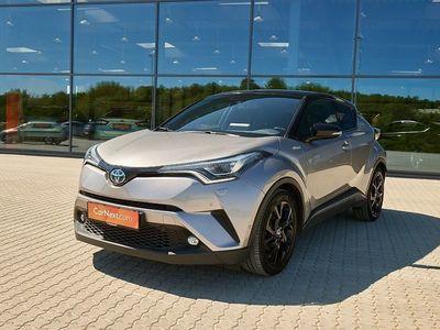 brugt Toyota C-HR 1,8 Hybrid First Edition CVT