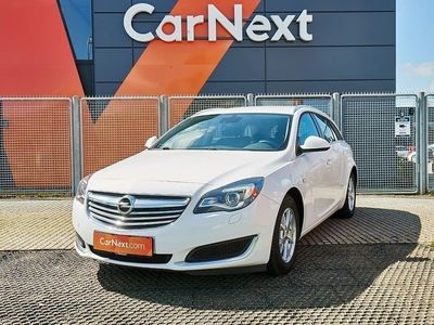 brugt Opel Insignia 2,0 CDTi 120 Edition ST eco