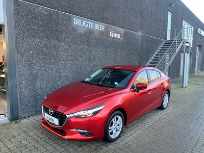brugt Mazda 3 2,0 Skyactiv-G Optimum 120HK 5d 6g Aut. B