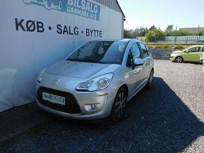 gebraucht Citroën C3 1,4 HDi 70 Seduction