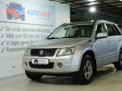 brugt Suzuki Grand Vitara 2,0 GLS 4x4 140HK 5d