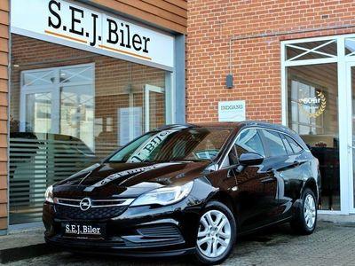 brugt Opel Astra 6 CDTi Enjoy ST 110HK 5d