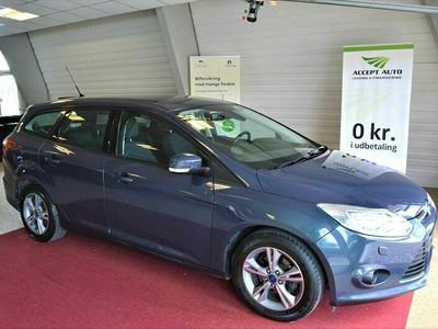 brugt Ford Focus SCTi 125 Edition stc. ECO