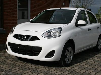 second-hand Nissan Micra 1,2 Acenta 80HK 5d