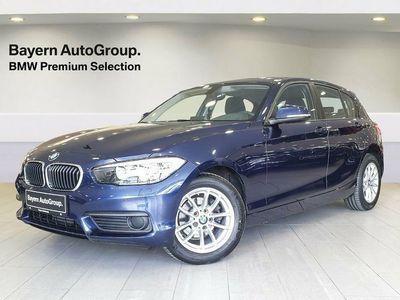 begagnad BMW 118 d 2,0 aut.