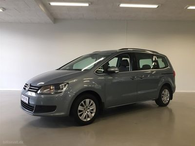 käytetty VW Sharan 2,0 BlueMotion TDI DPF Trendline DSG 140HK 6g Aut.