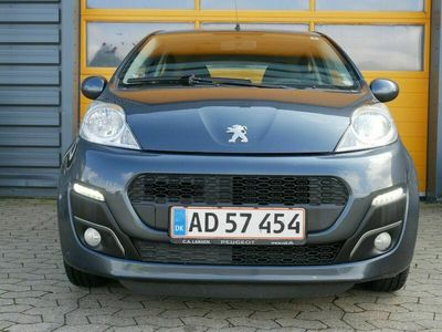 brugt Peugeot 107 1,0 Cool