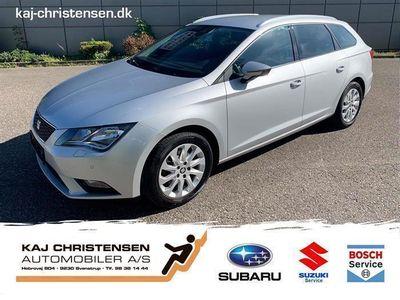 used Seat Leon 1,6 TDI Style Start/Stop DSG 110HK Stc 7g Aut.