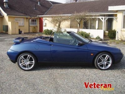 brugt Alfa Romeo Spider 3.0 V6