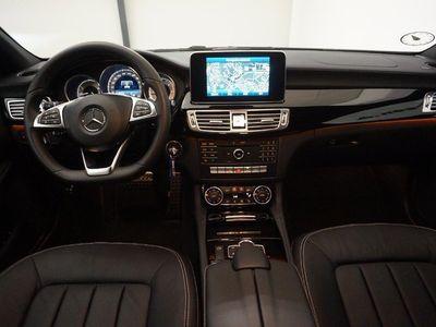 brugt Mercedes CLS250 Shooting Brake 2,2 BlueTEC aut Van