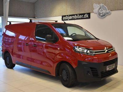 brugt Citroën Jumpy 1,6 BlueHDi 115 L2N1