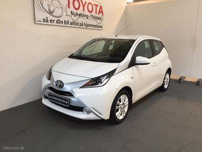 usado Toyota Aygo 1,0 VVT-I X-Pure 69HK 5d