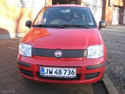 usado Fiat Panda 1,2 Classic 69HK 5d