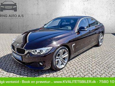 brugt BMW 430 Gran Coupé d 3,0 D 258HK 5d 8g Aut. - Personbil - brunmetal