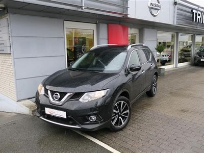 brugt Nissan X-Trail 1,6 DCi Acenta Vision-tech pack 7 pers. 4x2 130HK 5d