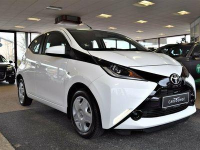 usado Toyota Aygo 1,0 VVT-i x-cite