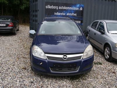 brugt Opel Astra 7 CDTi 110 Limited Wagon